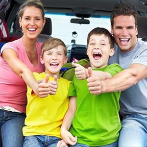 Семейная поездка