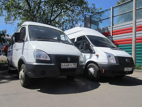 Транспортное обслуживание корпоративных клиентов