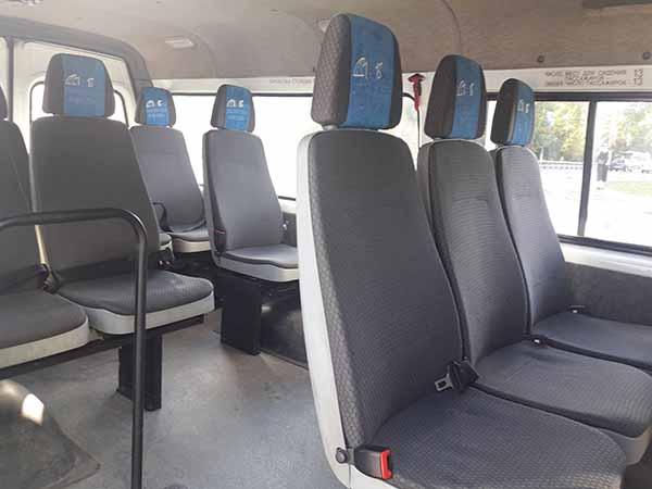 Газель Бизнес заказать микроавтобус