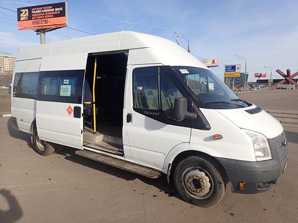 Аренда микроавтобуса с водителем в Марфино