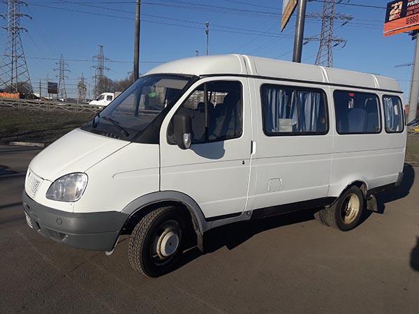 Аренда микроавтобуса с водителем в Первомайском