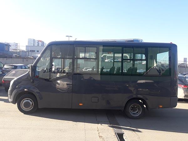 Аренда микроавтобуса с водителем в Шатуре