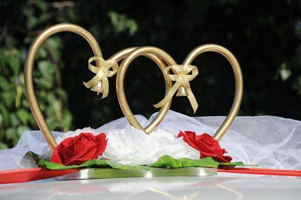 Кольца или сердца